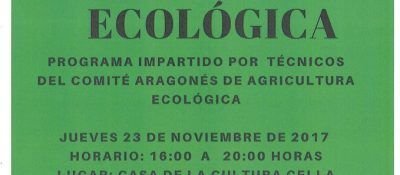 agricultura ecologica